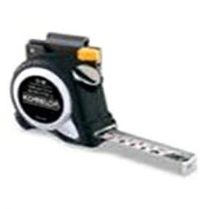 高儀 コメロン コンベックス セルフロッククローム ベルトホルダー付 25mm×5.5M オートストップ機能付 KMC-36CL 1202670