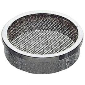 三栄水栓製作所 内ネジ防虫目皿 排水用品 呼び:65 H45-65