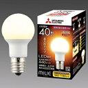 三菱 LED電球 《MILIE ミライエ》 全方向タイプ 小形電球形 40W形相当 全光束440lm 電球色 E17口金 LDA4L-G-E17/40/S-PS
