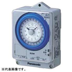 パナソニック 24時間式タイムスイッチ ボックス型 交流モータ式 AC200V用 a接点 別回路 TB31209K