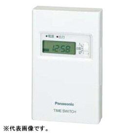 パナソニック 24時間式タイムスイッチ ボックス型 電子式 AC100V用 同一回路 TB50