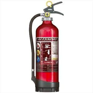 モリタ宮田工業 アルミ製蓄圧式粉末ABC消火器 《アルテシモ》 業務用 10型 総質量約4.6kg リサイクルシール付 MEA10Dリサイクルシールツキ