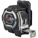 タジマ セフG3ステンロック25 ステンレススチールテープ 長さ5.5m メートル目盛 両面目盛 ロックタイプ SFG3SL2555BL