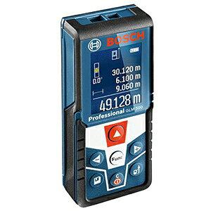BOSCH レーザー距離計 電池式 IP54 カラー液晶ディスプレイ 最大測定距離50m GLM500