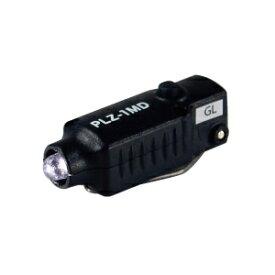 ジェフコム ドライバー用LEDライト 白色LED×1灯 金属バネクリップ付 PLZ-1MD