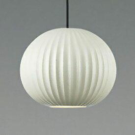 コイズミ照明 LED一体型ペンダントライト 《Bisque》 フランジタイプ 8.4W 白熱球40W相当 調光タイプ 電球色 セード:陶器・ホワイト AP43526L