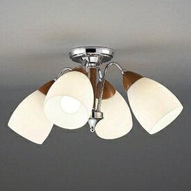山田照明 LEDランプ交換型シャンデリア 〜6畳用 非調光 LED電球7.8W×4 電球色 E26口金 ランプ付 CD-4324-L