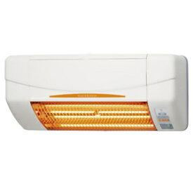 高須産業 涼風暖房機 浴室用 防水タイプ 適用面積1.5坪以下 AC100V 12A 電源コード(棒端子接続)タイプ ワイヤレスリモコン付 SDG-1200GBM