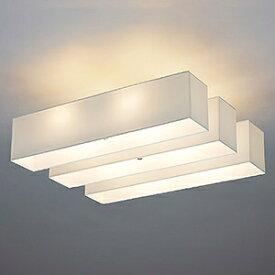 山田照明 LEDランプ交換型シーリングライト 〜10畳用 非調光 LED電球7.8W×6 電球色 E26口金 ランプ付 LD-2985-L