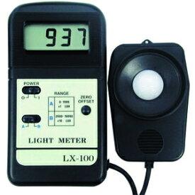 マザーツール デジタル照度計 セパレート式 LX-100