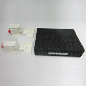 リンテック21 冷蔵庫ヤモリセット 両開き用 メカ式センサー感知 電源不要 RY-SET002
