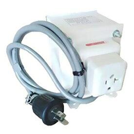 日章工業 昇圧変圧器 《アップトランス NDFシリーズ》 UPUタイプ AC100〜127V 出力容量1800W 温度ヒューズ内蔵 NDF-1800UPU