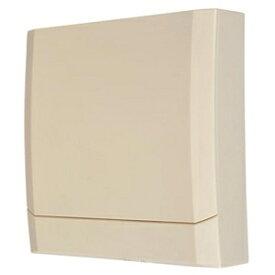 三菱 パイプ用ファン 高密閉電気式シャッタータイプ 居室・トイレ・洗面所用 接続パイプφ100mm ベージュ V-08PE6-BE