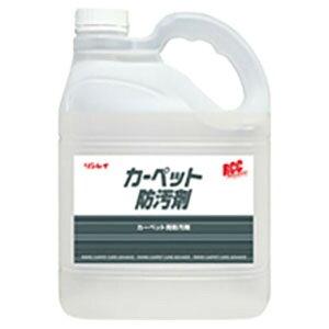 リンレイ 【ケース販売特価 3本セット】防汚剤 《RCC》 カーペット用 液体タイプ 内容量4L 730833