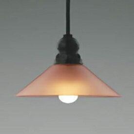 コイズミ照明 LED和風ペンダントライト 白熱球60W相当 電球色 口金E17 引掛シーリング付 さくら色 AP38955L
