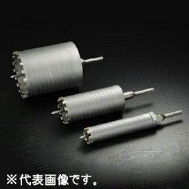 ユニカ 単機能コアドリル 《E&S》 乾式ダイヤ 回転専用 DCタイプ(SDSシャンク) 口径160mm シャンク径10mm ES-D160SDS