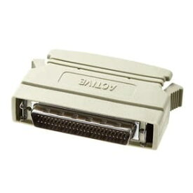 サンワサプライ SCSIターミネータ 終端抵抗不平衡タイプ ピンタイプハーフ50pinオス KTR-04PMK
