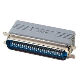 サンワサプライ SCSIターミネータ 終端抵抗不平衡タイプ セントロニクス50pinオス KTR-01MAK