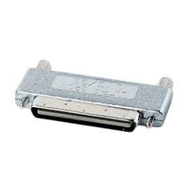 サンワサプライ LVD SCSIターミネータ 終端抵抗器 LVD・SE両用タイプ VHDCI68pinオス(ミニチュア68pinオス)ミリネジ(M2.0) KTR-08VHDK
