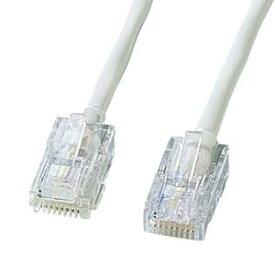 サンワサプライ INS1500(ISDN)ケーブル ルーターDSU間接続用 変換用結線 RJ-48-RJ-45 3m KB-INSRJ45-3N