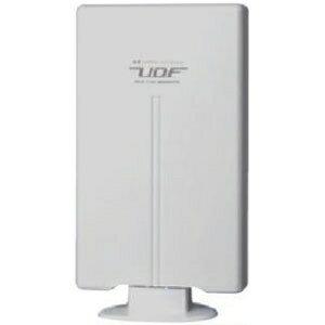 日本アンテナ 室内・屋外用高性能薄型UHFアンテナ ブースター内蔵タイプ 強・中・弱電界地区向け 水平/垂直偏波用 《エフプラスタイルシリーズ》 UDF85B