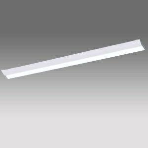 パナソニック 一体型ベースライト 天井直付型 《iDシリーズ Dスタイル》 40形 W150 一般タイプ 5200lmタイプ Hf32形×2灯定格出力型器具相当 昼白色 非調光タイプ XLX450AENKLE9
