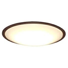 アイリスオーヤマ LEDシーリングライト 〜8畳用 調光・調色タイプ 電球色〜昼光色 ウォールナット色 リモコン付 メタルサーキットシリーズ CL8DL-5.1WFM