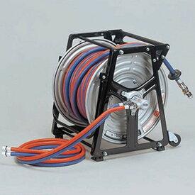 ハタヤ 77ガスリール 生産物賠償責任保険付 ホース長30+2m 径7.1×14.1mm GSS-30Z