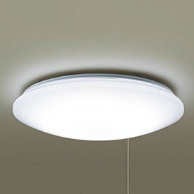 パナソニック LEDシーリングライト 〜8畳用 段調光タイプ 昼光色 プルスイッチ付 LSEB1120LE1