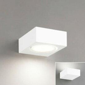 オーデリック LEDブラケットライト 壁面・天井面・傾斜面取付兼用 上・下・縦向き取付可能 白熱灯60W相当 電球色〜昼光色 調光・調色 Bluetooth®対応 OB080890BC