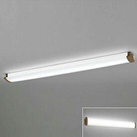 オーデリック LED一体型ブラケットライト 《SOLID LINE》 幅広タイプ 壁面・天井面・傾斜面取付兼用 Hf32W定格出力×2灯相当 電球色〜昼光色 調光・調色 Bluetooth®対応 木調ウォールナット OL291031B4M