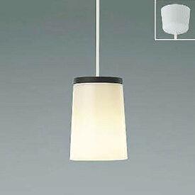 コイズミ照明 LEDペンダントライト 引掛シーリングタイプ 白熱球60W相当 電球色 木枠タイプ シックブラウン AP39659L