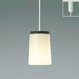 コイズミ照明 LEDペンダントライト ライティングレール取付専用 白熱球60W相当 電球色 木枠タイプ シックブラウン AP39662L