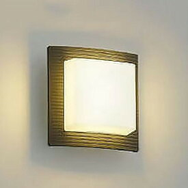 コイズミ照明 LED一体型ブラケットライト 白熱球60W相当 電球色 ウォームブラウン AB40133L