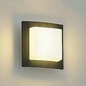 コイズミ照明 LED一体型ブラケットライト 白熱球60W相当 電球色 シックブラウン AB40134L