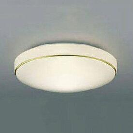 コイズミ照明 LED小型シーリングライト 内玄関用 白熱球100W相当 電球色 金 AH41894L