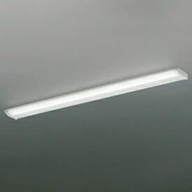 コイズミ照明 LED一体型キッチンライト 壁面・天井面取付用 薄型タイプ FHF32W相当 昼白色 落下防止機構付 AH42568L