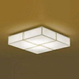コイズミ照明 LED和風シーリングライト 《輝線》 〜6畳用 電球色〜昼光色 調光・調色タイプ リモコン付 AH48754L