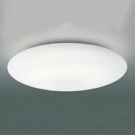 コイズミ照明 LEDシーリングライト 《KUMO》 〜12畳用 調光・調色タイプ 電球色〜昼光色 リモコン付 AH48879L