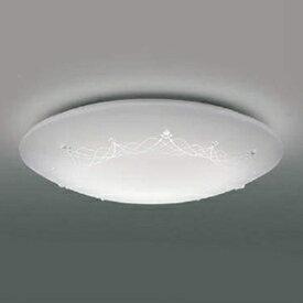 コイズミ照明 LEDシーリングライト 《Stelly》 〜6畳用 調光・調色タイプ 電球色〜昼光色 リモコン付 AH48937L