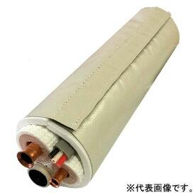 JAPPY 断熱パイプラップ 呼径φ70mm 長さ2000mm アイボリー DPW-70I