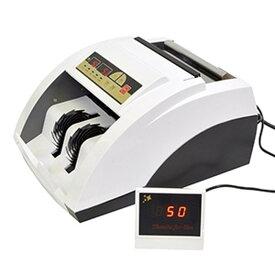 サンコー 電動オート紙幣カウンター 紫外線偽札検知機能付 MPNYCT4T