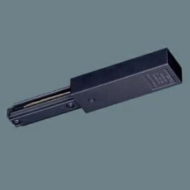 パナソニック電工 【100V用配線ダクトシステム ショップライン】 フィードインキャップ 黒 DH0241K
