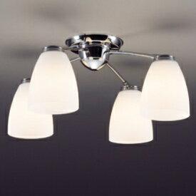山田照明 LEDシャンデリア 〜6畳向け E26 LED電球 9.1W×4 電球色 CD-4280-L