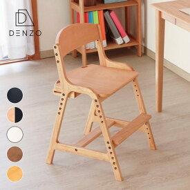 学習チェア ダイニングチェア イス 子ども ハイチェア 学習椅子 高さ調整 シンプル 組み立て 木 背もたれ 板座 一生紀 キッズチェア 小学生 足置き コンパクト 送料無料 AIRY DESK CHAIR - ISSEIKI 101-01097[キャッシュレス還元]