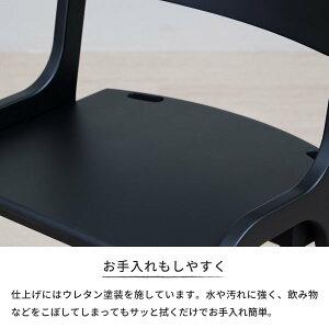 学習チェアイス子供北欧椅子テイストキッズダイニングチェアリビングダイニング子供木製クッション高さ調節いすisu送料無料AIRYDESKCHAIR[ISSEIKI一生紀]