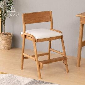 学習チェア キッズ ダイニングチェア 一生紀 フィオーレ イス 小学生 子供用 学習椅子 高さ調整 木 姿勢 キャスターなし 足置き コンパクト 座り心地 送料無料 FIORE-OAK DESK CHAIR - ISSEIKI 101-00609[キャッシュレス還元]