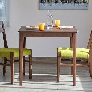 テーブル食卓ダイニング北欧シンプル木製天然木無垢送料無料ELIOTDININGTABLE75(NA/MBR)-エリオットダイニングテーブル75-[ISSEIKI一生紀200171]