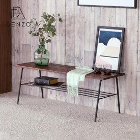 ベンチ ダイニングベンチ 食卓椅子 スチール 木製 シンプル モダン インダストリアル おしゃれ ダイニング 幅120 送料無料 LITTLE DINING BENCH 120 - ISSEIKI 101-01815