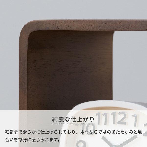 キューブラックキューブボックス単品BOX箱ラックおしゃれ収納ディスプレイ木製無垢材ラバー材省スペースコンパクト積み重ね送料無料DECORACUBE17RACK(RW-MBR)-ISSEIKI101-02183